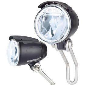 Busch + Müller Lumotec IQ Cyo N plus LED Headlight black